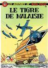 Cover for Buck Danny (Dupuis, 1948 series) #19 - Le Tigre de Malaisie