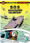 Cover for Buck Danny (Dupuis, 1948 series) #20 - S.O.S. soucoupes volantes!