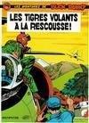 Cover for Buck Danny (Dupuis, 1948 series) #27 - Les Tigres Volants à la rescousse!