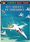 Cover for Buck Danny (Dupuis, 1948 series) #30 - Les voleurs de satellites