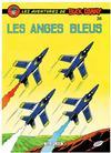 Cover for Buck Danny (Dupuis, 1948 series) #36 - Les anges bleus