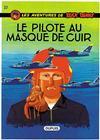 Cover for Buck Danny (Dupuis, 1948 series) #37 - Le Pilote au masque de cuir