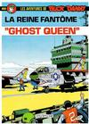 """Cover for Buck Danny (Dupuis, 1948 series) #40 - """"Ghost Queen"""""""