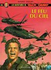 Cover for Buck Danny (Dupuis, 1948 series) #43 - Le feu du ciel