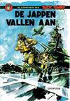 Cover for Buck Danny (Dupuis, 1949 series) #1 - De Jappen vallen aan