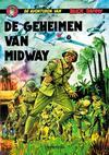 Cover for Buck Danny (Dupuis, 1949 series) #2 - De geheimen van Midway [Herdruk 19?]