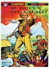 Cover for Buck Danny (Dupuis, 1949 series) #3 - De zonen des hemels [Herdruk (1967)]