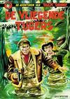 Cover Thumbnail for Buck Danny (1949 series) #4 - De Vliegende Tijgers [Eerste druk (1951)]
