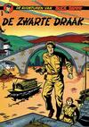 Cover for Buck Danny (Dupuis, 1949 series) #5 - De zwarte draak [Herdruk]