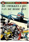 Cover for Buck Danny (Dupuis, 1949 series) #7 - De smokkelaars van de Rode Zee