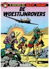 Cover for Buck Danny (Dupuis, 1949 series) #8 - De woestijnrovers