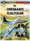 Cover for Buck Danny (Dupuis, 1949 series) #12 - De onbemande vliegtuigen