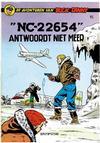 """Cover for Buck Danny (Dupuis, 1949 series) #15 - """"NC-22654"""" antwoordt niet meer"""