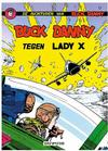 Cover for Buck Danny (Dupuis, 1949 series) #17 - Tegen Lady X