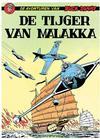 Cover for Buck Danny (Dupuis, 1949 series) #19 - De tijger van Malakka