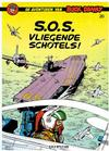 Cover for Buck Danny (Dupuis, 1949 series) #20 - S.O.S. vliegende schotels!