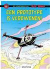 Cover for Buck Danny (Dupuis, 1949 series) #21 - Een prototype in verdwenen!