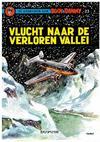 Cover Thumbnail for Buck Danny (1949 series) #23 - Vlucht naar de verloren vallei