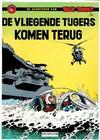 Cover for Buck Danny (Dupuis, 1949 series) #26 - De Vliegende Tijgers komen terug