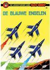 Cover Thumbnail for Buck Danny (1949 series) #36 - De blauwe engelen [Herdruk 1977]