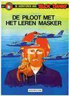 Cover Thumbnail for Buck Danny (1949 series) #37 - De piloot met het leren masker [Herdruk 1999]