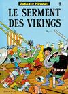 Cover for Johan et Pirlouit (Dupuis, 1954 series) #5 - Le serment des vikings