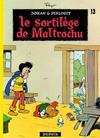 Cover for Johan et Pirlouit (Dupuis, 1954 series) #13 - Le sortilège de Maltrochu