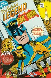 Cover Thumbnail for The Untold Legend of Batman (Shan-Lon Enterprises, 1989 series) #1