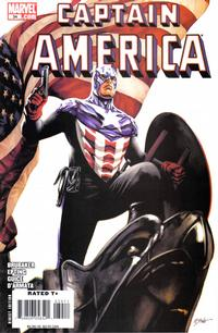 Cover Thumbnail for Captain America (Marvel, 2005 series) #34 [Direct Edition]