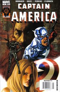 Cover Thumbnail for Captain America (Marvel, 2005 series) #36