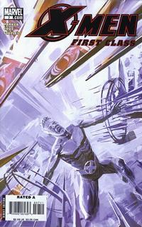 Cover Thumbnail for X-Men: First Class (Marvel, 2007 series) #7 [Direct Edition]