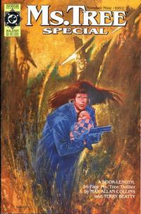Cover Thumbnail for Ms. Tree Special (DC, 1992 series) #9