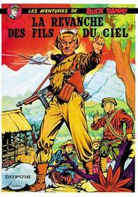 Cover Thumbnail for Buck Danny (Dupuis, 1948 series) #3 - La revanche des fils du ciel