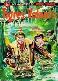 Cover Thumbnail for Buck Danny (Dupuis, 1948 series) #4 - Tigres Volants