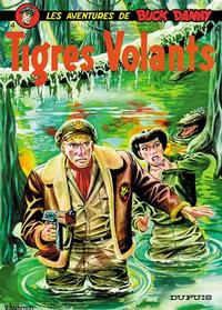 Cover Thumbnail for Buck Danny (Dupuis, 1948 series) #4 - Tigres Volants