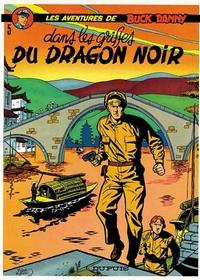 Cover Thumbnail for Buck Danny (Dupuis, 1948 series) #5 - Dans les griffes du Dragon Noir