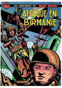 Cover Thumbnail for Buck Danny (Dupuis, 1948 series) #6 - Attaque en Birmanie