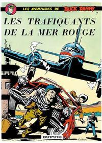 Cover Thumbnail for Buck Danny (Dupuis, 1948 series) #7 - Les Trafiquants de la Mer Rouge