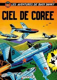 Cover Thumbnail for Buck Danny (Dupuis, 1948 series) #11 - Ciel de Corée