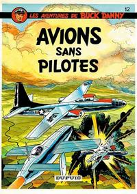 Cover Thumbnail for Buck Danny (Dupuis, 1948 series) #12 - Avions sans pilotes