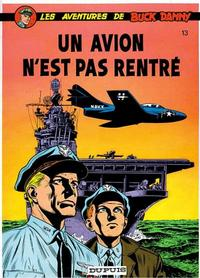 Cover Thumbnail for Buck Danny (Dupuis, 1948 series) #13 - Un avion n'est pas rentré