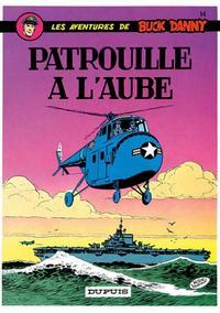 Cover Thumbnail for Buck Danny (Dupuis, 1948 series) #14 - Patrouille à l'aube