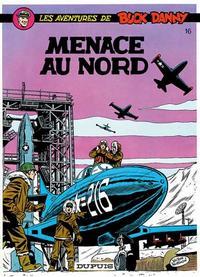 Cover Thumbnail for Buck Danny (Dupuis, 1948 series) #16 - Menace au Nord