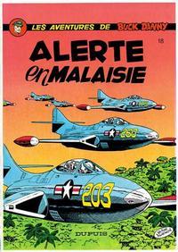 Cover Thumbnail for Buck Danny (Dupuis, 1948 series) #18 - Alerte en Malaisie