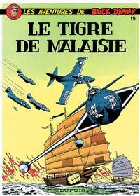 Cover Thumbnail for Buck Danny (Dupuis, 1948 series) #19 - Le Tigre de Malaisie