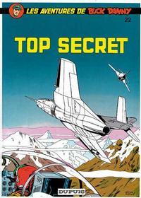 Cover Thumbnail for Buck Danny (Dupuis, 1948 series) #22 - Top Secret