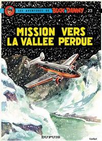 Cover Thumbnail for Buck Danny (Dupuis, 1948 series) #23 - Mission vers la vallée perdue
