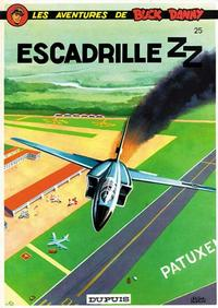 Cover Thumbnail for Buck Danny (Dupuis, 1948 series) #25 - Escadrille ZZ