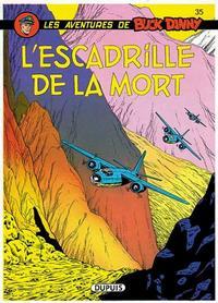 Cover Thumbnail for Buck Danny (Dupuis, 1948 series) #35 - L'escadrille de la mort