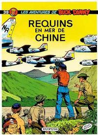 Cover for Buck Danny (Dupuis, 1948 series) #39 - Requins en mer de Chine